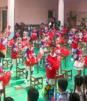"""童心向党 幸福成长  楚州实小幼教集团""""六"""