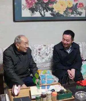 淮安区领导开展春节走访慰问活动