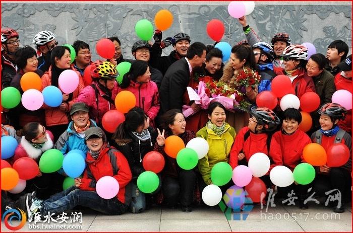 单车人的婚礼 单车俱乐部 powered by discuz高清图片